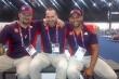 Leon Griffy, Sauro, Rich Twycross