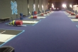 2012 Olimpics- warm up room