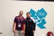 2012 Olympics- Sauro and Miran