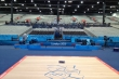 2012 Olympics weightlifting platform