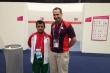 2012 Olympics- Sauro and leggend Ivan Ivanov