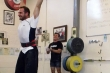 olympic-weightlifting-125 clean and jerk training